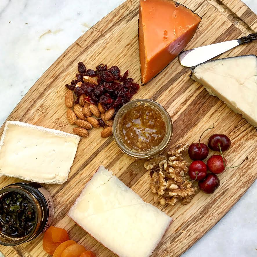 Large image of cheese board