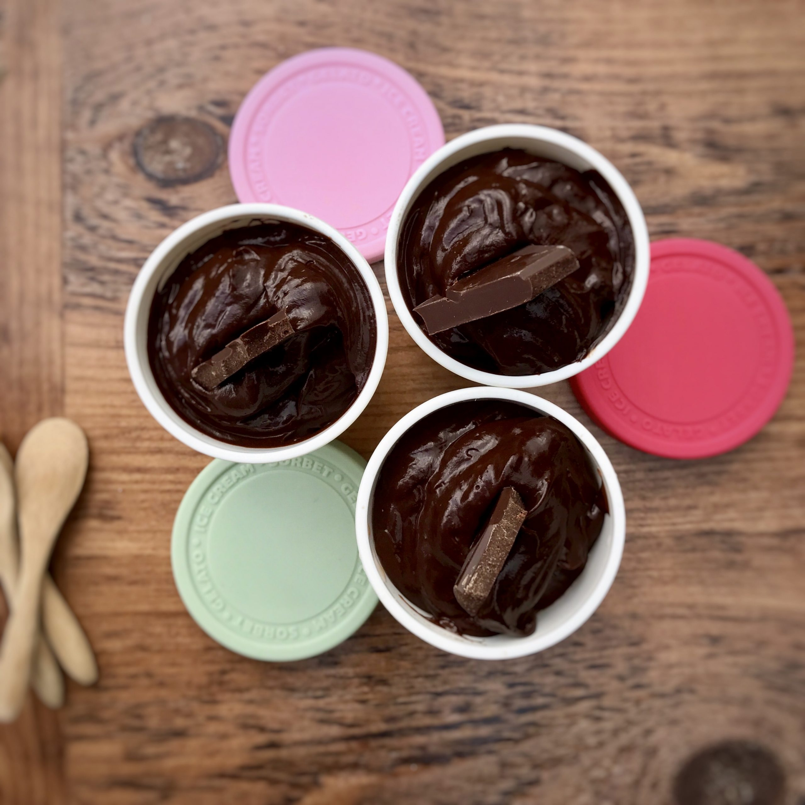 Rich Healthy Chocolate Pudding