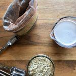 cacao coconut overnight oats recipe