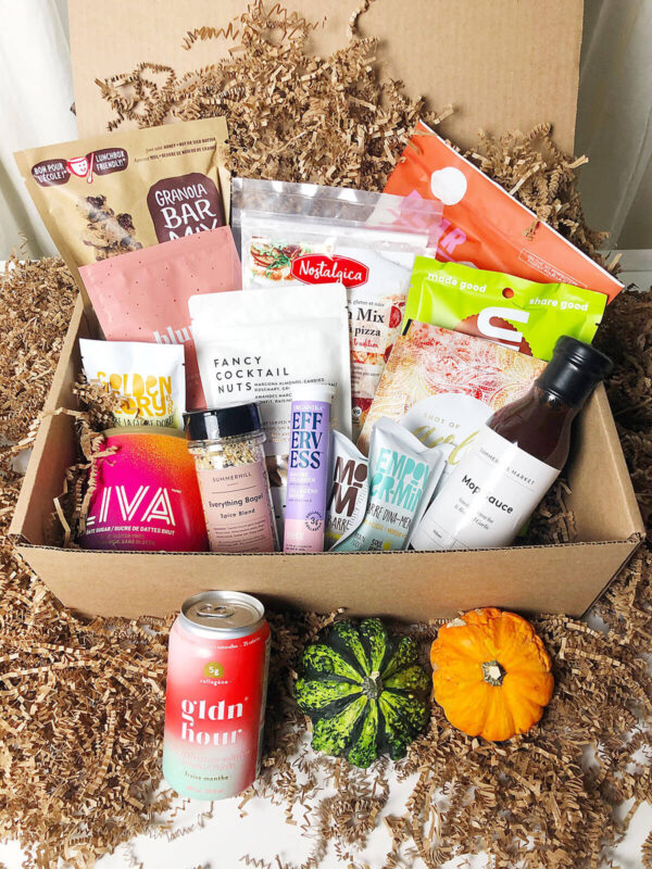 The Curated Kitchen Box - Fall Edition