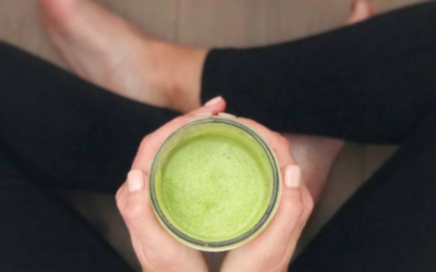 Green Smoothie for Immune Support & Energy