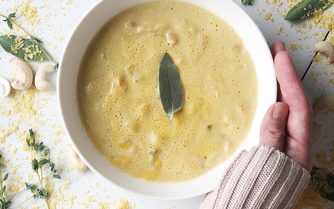 Vegan White Bean Cassoulet