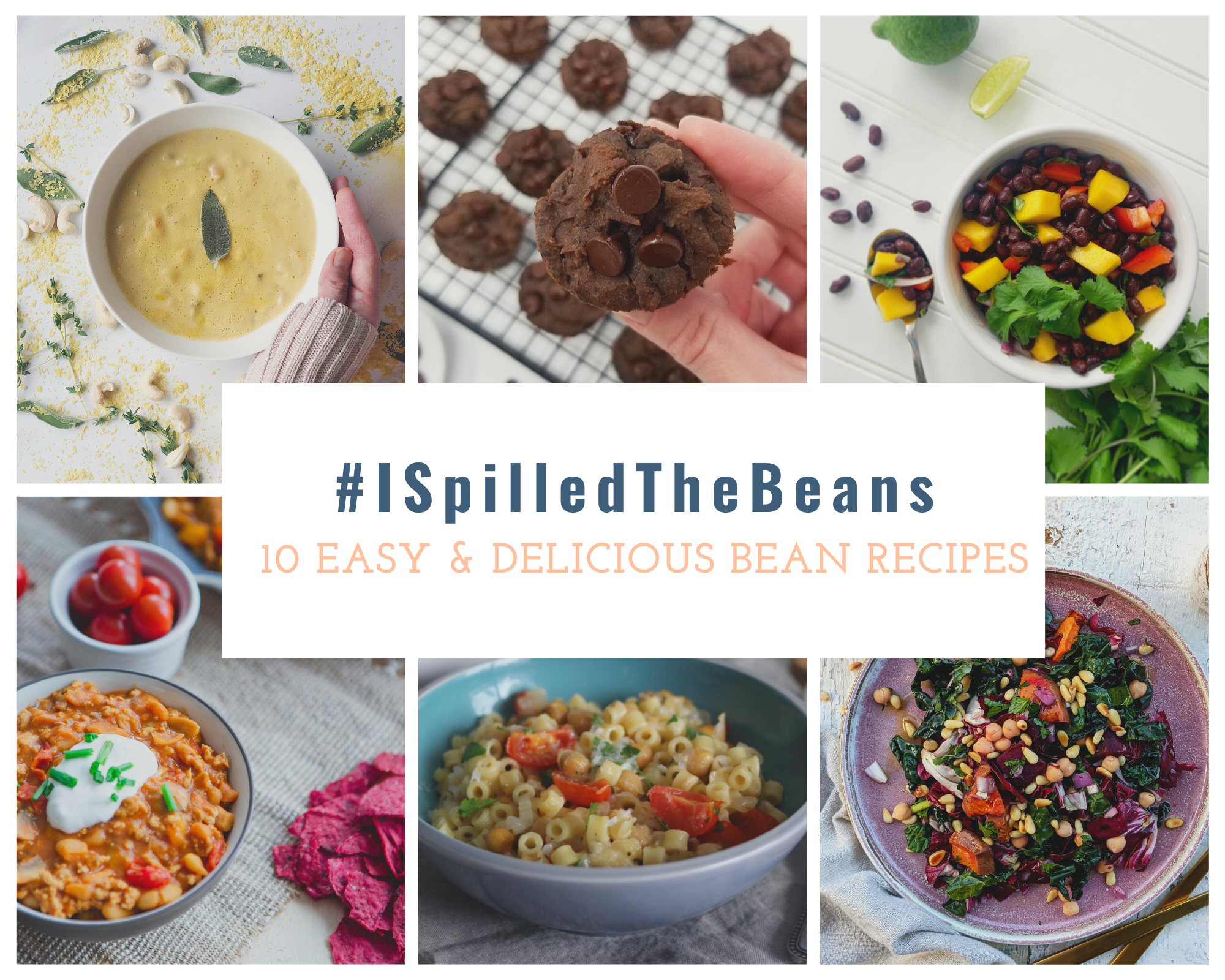 #ISpilledTheBeans
