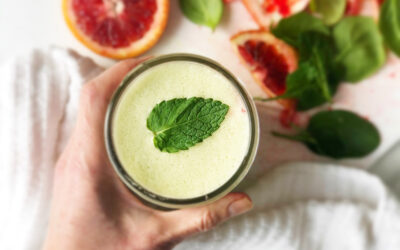My 3 Favourite Green Smoothies